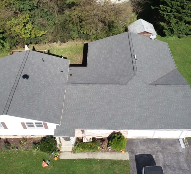 Eldersburg Roofing Job