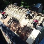 roof damage, problem and solutions