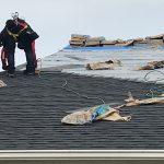 cold weather roofing Maryland